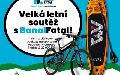 Soutěž s BanalFatal! na Facebooku